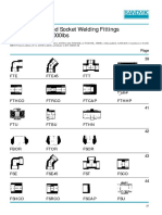 4 ANSI Forged Fittings