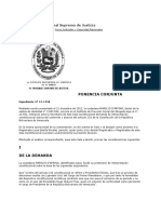 Jurisprudencia Tsj Nro2 Del 9ENE13