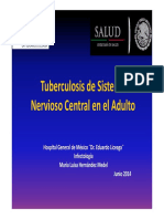 TuberculosisdeSistemaNerviosoCentralenelAdulto