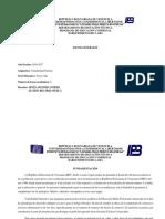 Plan Anual de Lapsos de contabilidad