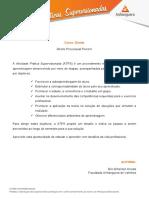 ATPS Direito Direito Processual Penal II