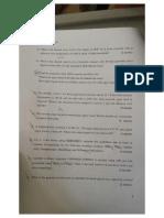 Data Communication Question list