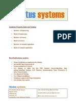 atratussystems