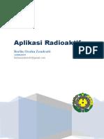 Aplikasi Radioaktif