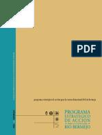 Programa Estrategico de Acción para la Cuenca del Río Bermejo, PEA