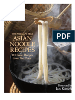 Asian Noodle Recipes