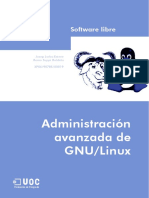 Administración Avanzada de Gnu Linux