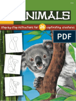 Draw & Color - Animals (Gnv64)