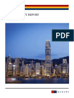 Transparency Report 2013-2014_Mazars Hong Kong