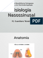 Fisiologia Nasal Slide Claro