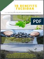 Top-10 Benefits of Fucoidan