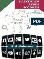 Su Éxito en Redes Sociales Amanda J. Johnson