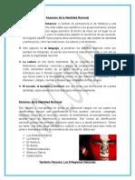 Perú - Aspectos de La Identidad Nacional