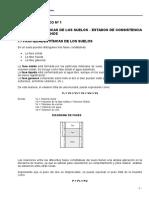 GUIA Nº 1 Propiedades Físicas- Consistencia de Suelos Finos