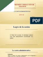 4A-ZZ04 La Carta Administrativa 20469