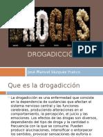 Drogadicción diapositivas