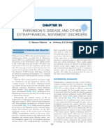 Parkinson's & Movement Disorders-harrison's Neurology