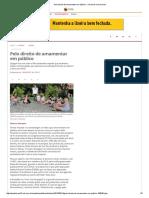 Pelo Direito de Amamentar Em Público - Jornal Do Commercio