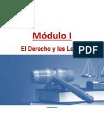 Derecho Civil I (Personas) Módulo I (corregido)