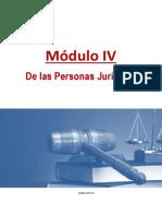 Derecho Civil I (Personas) Módulo IV (corregido)