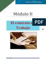 Derecho Laboral Módulo II