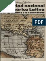 La Unidad Nacional en America Latina 1