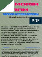 Las Memoria Ram