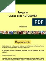 Ciudad de La Autonomía