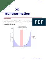 Box Cox Transformation07052016