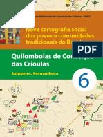 Quilombolas Conceicao Crioulas