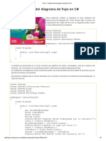 3 - C #Ya - Codificación Del Diagrama de Flujo en C#