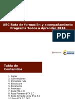 ABC Ruta Pta 2016