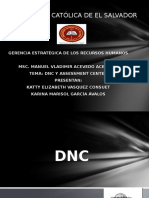 DNC y Assessment Center