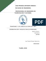 """""""Mainframe y Los Canales de Atención - ERP"""""""