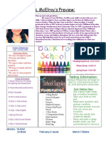 weebly newsletter c mcelroy