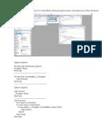 Guia Creacion de Una Macro Buscador Hoja de Calculo en Un Libro de Excel