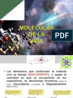 Moleculas de La Vida III Elect