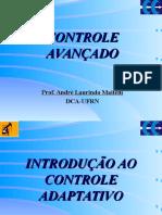 4- Controle Adaptativo
