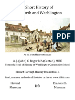 Short History of Emsworth and Warblington