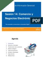 Comercio y negocios electronicos