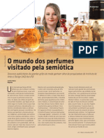 O Mundo Dos Perfumes Visitado Pela Semiótica