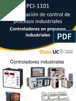 Pci-1101_clase Nº2_controladores en Procesos Industriales