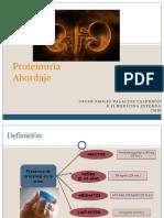 Abordaje Proteinuria