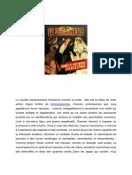 Fernando Stefanich, Homo Inquisitor, Literatura Policial
