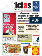Periodico --Noticia de La Rioja