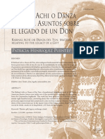 Rabinal Achi_obra de Teatro Maya Siglo XIII