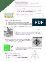 Ft37 Teorema de Pitc3a1goras e Problemas