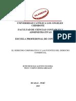 El Derecho Corporativo (1)