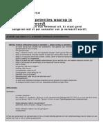 14 - competentielijst sander gerene d1b3  semester 2
