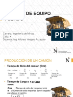 Gestión de Equipo Pesado_Unidad II - 2